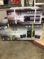 Brand new home theatre system