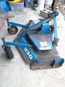 "FORD 930 48"" FINISHING MOWER"