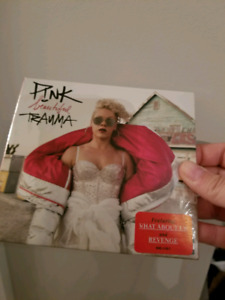 Pink new cd