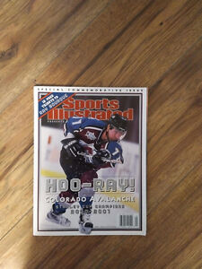 Special Edition - Sports Illustrated Ray Bourque