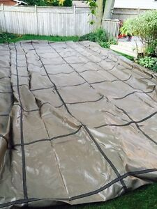 Safety Pool Cover Stratford Kitchener Area image 2