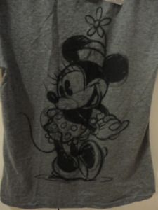 Cute Minnie Mouse T-shirt New W/ Tags Disney Reduced