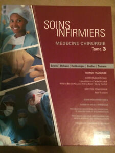 Soins Infirmiers-Médecine chirurgie Tome 3