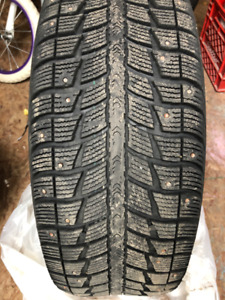 Winter tires 205/55 R16 Imperial with rims