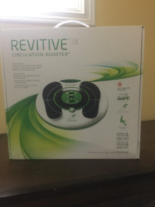 Foot message revitive circulation booster
