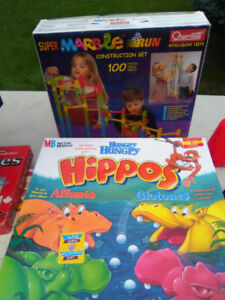 Board Games & Toys in excellent condition