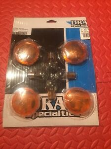 Harley Davidson flasher lens covers and bulbs