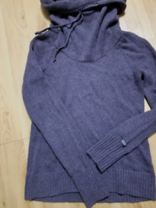 Columbia Cowl Neck Sweater - size: M (womens)