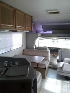 Low Mileage, Safety'd, 26 Foot Camper Truck Motorhome $6,500