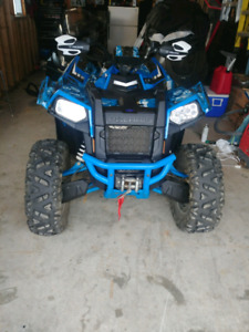 Polaris Scrambler XP EPS 850 2014