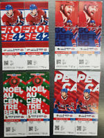 2 Billets CLUB DESJARDINS - Montreal Canadiens Sec 219 Ran E