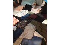 House clearance bed/clothes/electrical etc