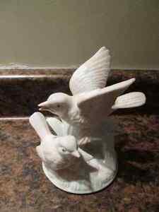 Cake Topper Figurine - Doves