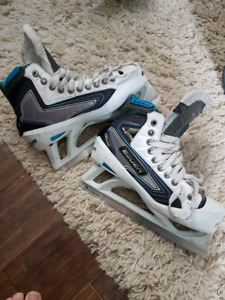Goalie skates size 5.5 and 6.5