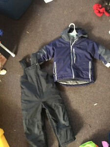Children's Place size 3T 3-in-1 Winter jacket and snowpants