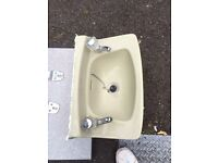Used sink forsale. 18x12inches