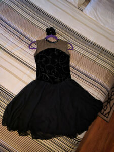 Ice Dance Skating Dress