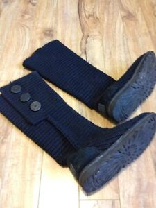 Authentic UGG boots.