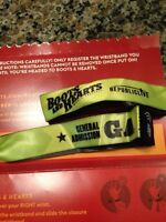 2 Boots & Hearts all weekend pass's for sale.