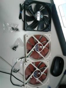 3x Ventilateur