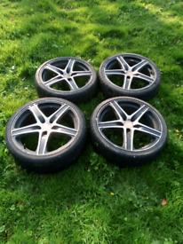 Alloy wheels 19inch