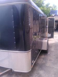 6x12 enclosed trailer