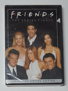 Friends - The Series Finale DVD - New and Unopened