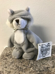 Ganz - Wee Bear Village - Mr. Howl Wolf