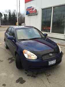 2009 Hyundai Accent w/HPP & Lifetime Rust
