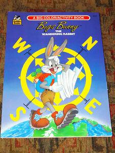 1994 Bugs Bunny The Wandering Rabbit by Golden Books Kitchener / Waterloo Kitchener Area image 1