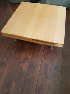 table for living room
