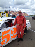 Help Carl Gauthier get to NASCAR this May!