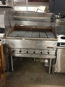 A1 Commercial  Deep fryers, pannini press, Toaster ovens etc.