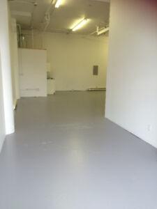 Loft commercial / résidentiel / Industriel