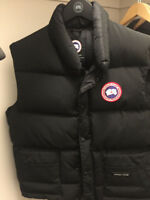 Canada Goose Vest Black size Large