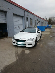 2012 BMW 6-Series 650i xDrive Coupe (2 door)