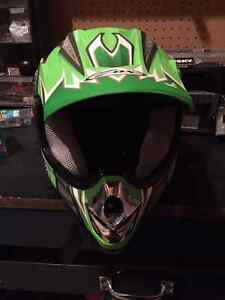 JR Small Green Helmet