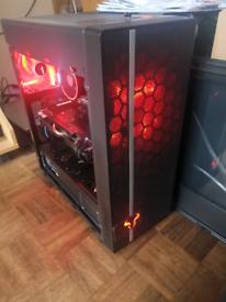 New Gaming PC Ryzen 5 2600 16gb Gtx 980 4gb 480GB SSD 1.5tb hdd Windo
