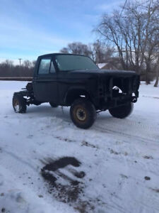 1982 Ford F-250 2wd truck
