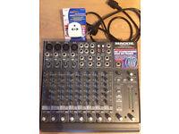 Mackie 1202-VLZ PRO - 12 channel mixer
