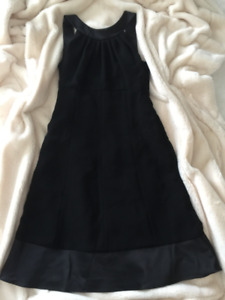 EVAN PICONE Black Cocktail Dress Size 2 Petite