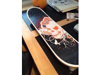 Wii snowboard