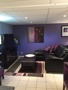 Fully Furnished Suite - Rent Weekly or Monthly