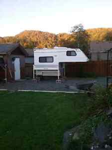 2008 Six-pac camper priced to sell