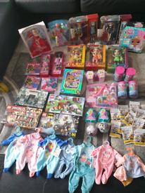 Lol dolls barbie lego fidgets pop its toys all new see all pics