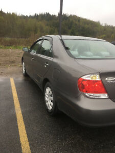 2006 Toyota Camry NEW MVI NEW TIRES NEW OIL