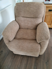 Lift and reclining mobility chair