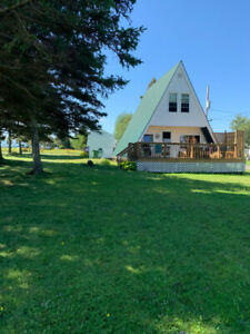 Must See Ocean View Cottage For Sale in Port Howe