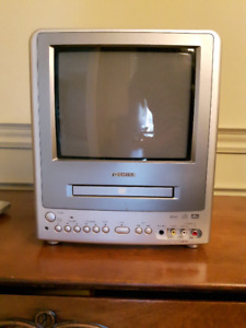 "Toshiba 9"" TV DVD Player for movies and gaming"
