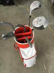 Ladies Starter Golf Clubs